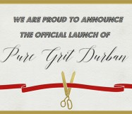 Pure Grit Durban Office Launch: 9 September 2016