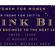 By Women for Women : 12 August 2017
