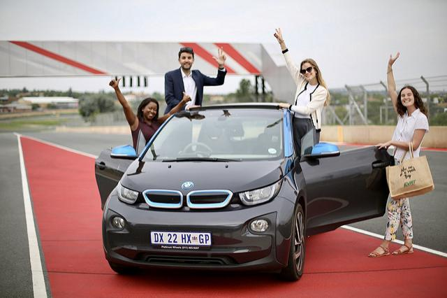 Electric Vehicle Road Trip: 2-10 October 2019