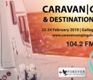 The Caravan|Camp & Destination Show: 22-24 February 2019