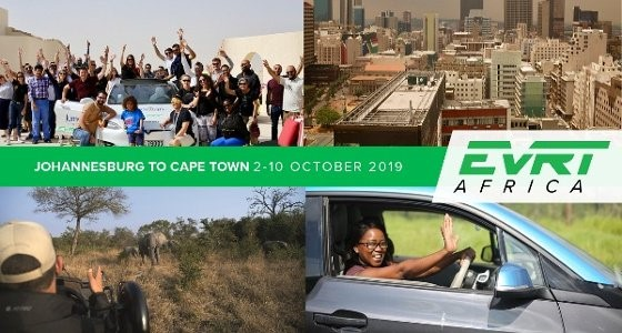 5 reasons why you should go on an Electric Vehicle Road Trip in South Africa this October