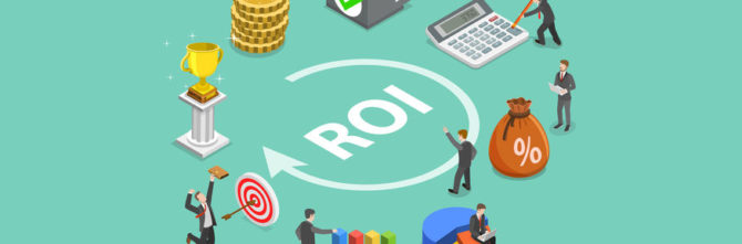How to calculate ROI in the real world